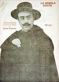 """Emilio Carrére, escritor, periodista, poeta, autor teatral y ¡mucho más! representa """"la Bohemia"""" madrileña de principios de siglo XX"""