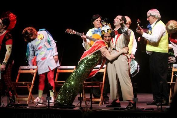 Gran Teatro de Huelva, 8 de Febrero de 2014. (foto Belén Martínez)